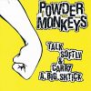 PUNCH014 - The Powder Monkeys ‎– Talk Softly And Carry A Big Shtick